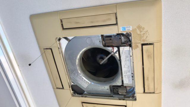 大牟田市施設エアコン分解洗浄